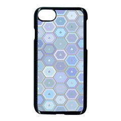 Bee Hive Background Apple Iphone 7 Seamless Case (black) by Amaryn4rt