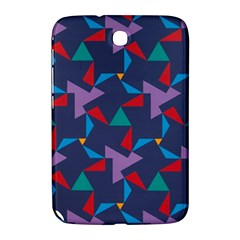 Areas Of Colour Square Relative Neutrality Samsung Galaxy Note 8.0 N5100 Hardshell Case  by Jojostore