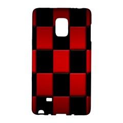 Board Red Black Galaxy Note Edge by Jojostore