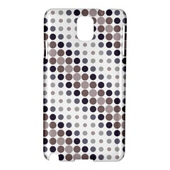 Circle Samsung Galaxy Note 3 N9005 Hardshell Case by Jojostore