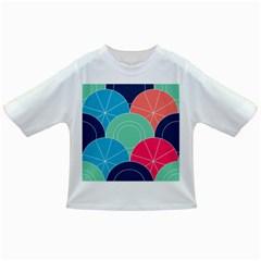 Diagonal Color Way Infant/toddler T Shirts by Jojostore