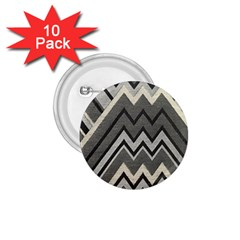 Geometric Home Decor Fabric 1 75  Buttons (10 Pack) by Jojostore