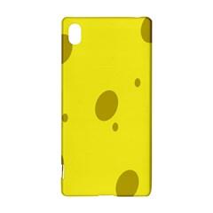 Hole Cheese Yellow Sony Xperia Z3+ by Jojostore