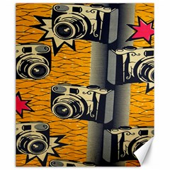 Photo Camera Canvas 20  X 24   by Jojostore