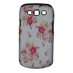 Rose Samsung Galaxy S Iii Classic Hardshell Case (pc+silicone) by Jojostore