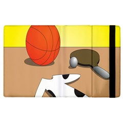 Sport Apple Ipad 2 Flip Case by Jojostore