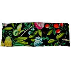 Tropical And Tropical Leaves Bird Body Pillow Case Dakimakura (two Sides) by Jojostore