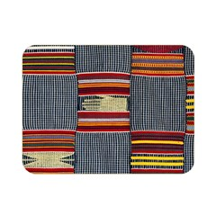 Strip Woven Cloth Double Sided Flano Blanket (mini)  by Jojostore