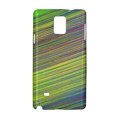 Diagonal Lines Abstract Samsung Galaxy Note 4 Hardshell Case by Amaryn4rt