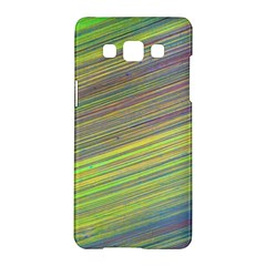 Diagonal Lines Abstract Samsung Galaxy A5 Hardshell Case