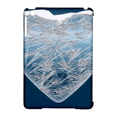 Frozen Heart Apple Ipad Mini Hardshell Case (compatible With Smart Cover) by Amaryn4rt