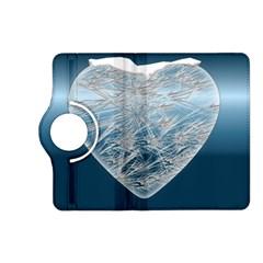 Frozen Heart Kindle Fire Hd (2013) Flip 360 Case by Amaryn4rt