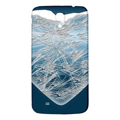 Frozen Heart Samsung Galaxy Mega I9200 Hardshell Back Case by Amaryn4rt