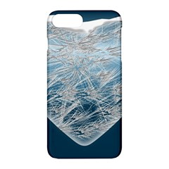 Frozen Heart Apple Iphone 7 Plus Hardshell Case by Amaryn4rt