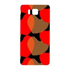 Heart Pattern Samsung Galaxy Alpha Hardshell Back Case by Amaryn4rt