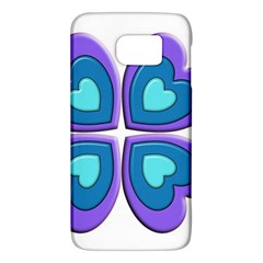 Light Blue Heart Images Galaxy S6