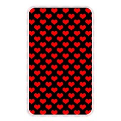 Love Pattern Hearts Background Memory Card Reader by Amaryn4rt