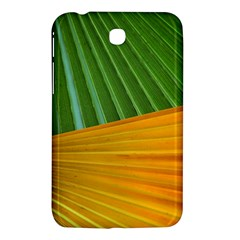 Pattern Colorful Palm Leaves Samsung Galaxy Tab 3 (7 ) P3200 Hardshell Case  by Amaryn4rt