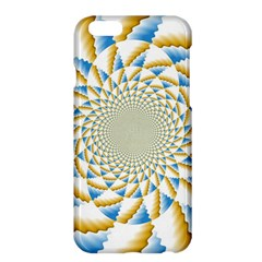 Tech Neon And Glow Backgrounds Psychedelic Art Psychedelic Art Apple Iphone 6 Plus/6s Plus Hardshell Case by Amaryn4rt