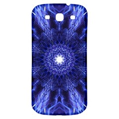 Tech Neon And Glow Backgrounds Psychedelic Art Samsung Galaxy S3 S Iii Classic Hardshell Back Case