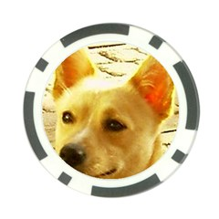 Portuguese Podengo Poker Chip Card Guard by TailWags