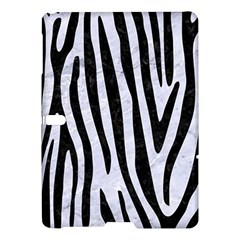 Skin4 Black Marble & White Marble Samsung Galaxy Tab S (10 5 ) Hardshell Case  by trendistuff