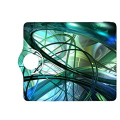 Abstract Kindle Fire Hdx 8 9  Flip 360 Case by Onesevenart