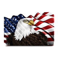 American Eagle Flag Sticker Symbol Of The Americans Plate Mats