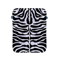 Skin2 Black Marble & White Marble Apple Ipad 2/3/4 Protective Soft Case by trendistuff