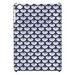 Scales3 Black Marble & White Marble (r) Apple Ipad Mini Hardshell Case by trendistuff