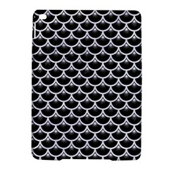 Scales3 Black Marble & White Marble Apple Ipad Air 2 Hardshell Case by trendistuff