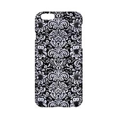 Damask2 Black Marble & White Marble Apple Iphone 6/6s Hardshell Case by trendistuff