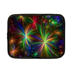 Colorful Firework Celebration Graphics Netbook Case (small)  by Onesevenart