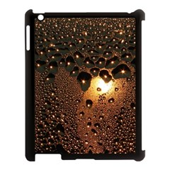 Condensation Abstract Apple iPad 3/4 Case (Black) by Onesevenart