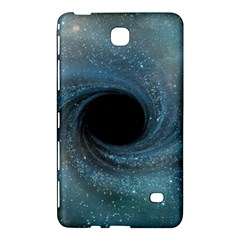 Cosmic Black Hole Samsung Galaxy Tab 4 (8 ) Hardshell Case  by Onesevenart