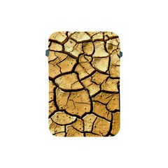 Dry Ground Apple Ipad Mini Protective Soft Cases by Onesevenart