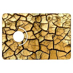 Dry Ground Kindle Fire Hdx Flip 360 Case by Onesevenart