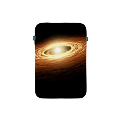 Erupting Star Apple Ipad Mini Protective Soft Cases by Onesevenart