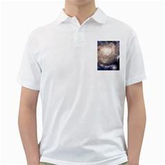 Galaxy Star Planet Golf Shirts