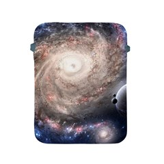 Galaxy Star Planet Apple iPad 2/3/4 Protective Soft Cases by Onesevenart