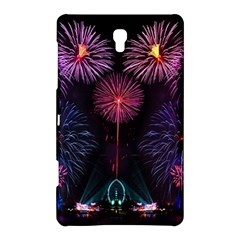 Happy New Year New Years Eve Fireworks In Australia Samsung Galaxy Tab S (8 4 ) Hardshell Case  by Onesevenart