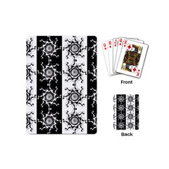 Three Wise Men Gotham Strong Hand Playing Cards (mini)  by AnjaniArt