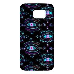 Third Eye Purple Galaxy S6 by AnjaniArt