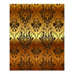 Vintage Gold Gradient Golden Resolution Shower Curtain 60  X 72  (medium)  by AnjaniArt
