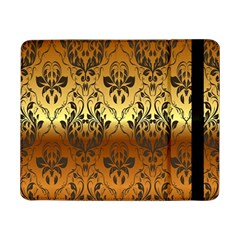 Vintage Gold Gradient Golden Resolution Samsung Galaxy Tab Pro 8.4  Flip Case by AnjaniArt