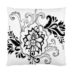 Free Floral Decorative Standard Cushion Case (one Side) by AnjaniArt