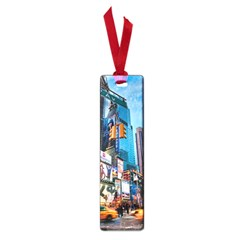New Years Eve Petronas Towers Kuala Lumpur Malaysia Small Book Marks by Onesevenart