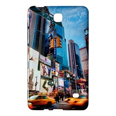 New York City Samsung Galaxy Tab 4 (8 ) Hardshell Case  by Onesevenart