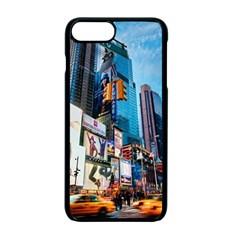 New York City Apple Iphone 7 Plus Seamless Case (black)