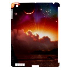 Red Fantasy Apple Ipad 3/4 Hardshell Case (compatible With Smart Cover) by Onesevenart